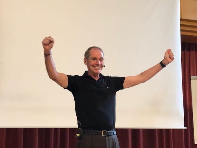 Robert Dilts ÖTZ-NLP & NLPt
