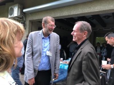 Robert Dilts in Wien 2019